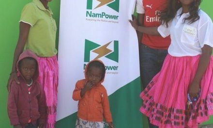 NamPower engages communities with housing support and electricity savings