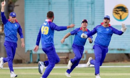 Eagles to use Botswana T20 series to prepare for World Cup qualifier in UAE