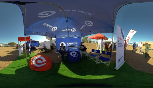 Paratus showcases its satellite offering at Ghanzi Show in Botswana