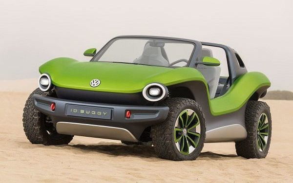 Concept buggy creates such a buzz, Volkswagen fans hope it goes into production