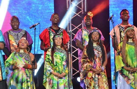 Colourful, joyous Buy-A-Brick acappella festival wins the hearts of locals