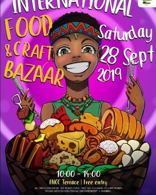International Food and Craft Bazaar set for Saturday