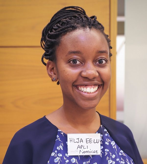 Young Businesswoman, African Pathfinder Leaders Initiative