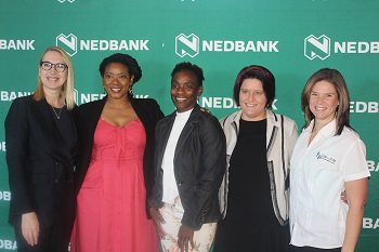 Nedbank, Lionesses of Africa host fourth women entrepreneur breakfast