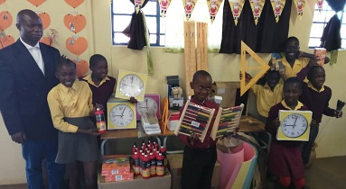 Namport supports marginalised farming community – donates stationery and educational material