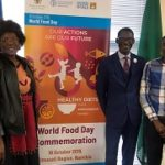 All roads lead to Omusati for World Food Day commemoration