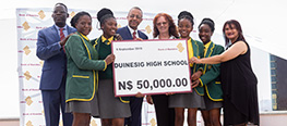 Duinesig High School crowned quiz champions