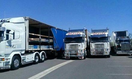 Truck port in the Zambezi Region looks promising