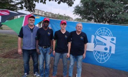 Icestock team dominates at 8th African Championships