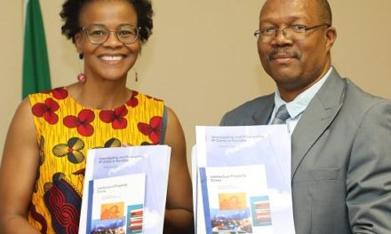 Police receive training manuals to help them investigate intellectual property and copyright infringements