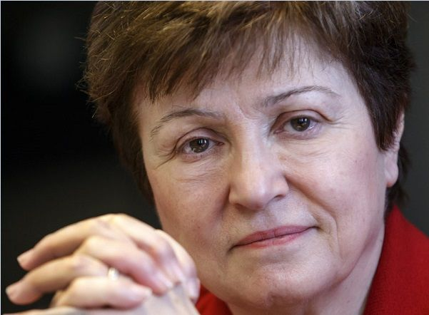 Former World Bank chief selected by IMF's Executive Board as new Managing Director