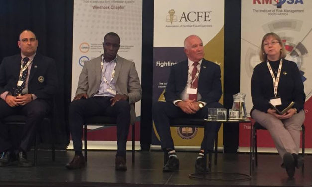 ISACA Windhoek hosts cybersecurity, risk, fraud management conference