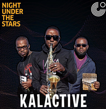 Kalactive to feature at Night Under the Stars