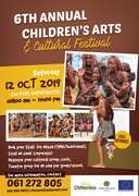 Sixth annual Children's Arts and Cultural Festival scheduled for 12 October