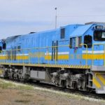 Cargo transported by rail via the Port of Walvis Bay on the increase