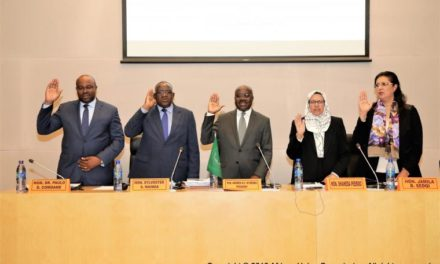 Local Supreme Court Judge sworn into AU admin tribunal