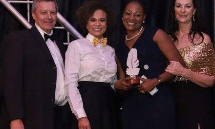 Pharmacist from the North, Hendrina Hango-Ndakola named Namibian Businesswoman of the Year 2019