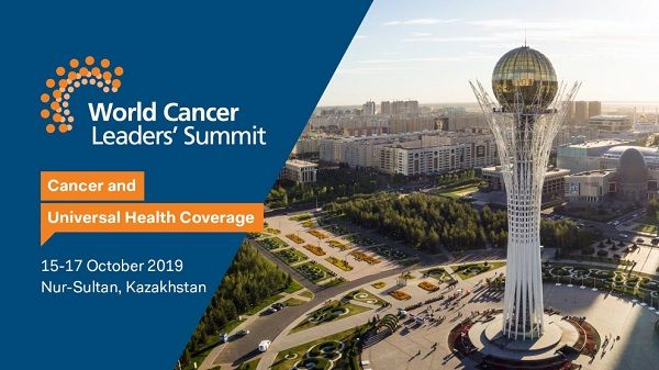 Cancer Association chief off to Kazakhstan because of his efforts in the fight against cancer
