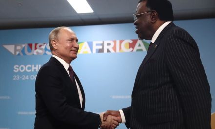 Russia invites Namibia to cooperate in production of nuclear fuel – Putin also interested in projects in the diamond industry