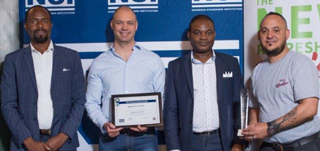 Breweries continues to deliver top notch products – Scoops Large Enterprise Company, Product of the Year awards