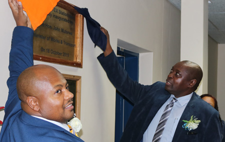Namibia integrates global maritime safety by upgrading Navigational Telex system