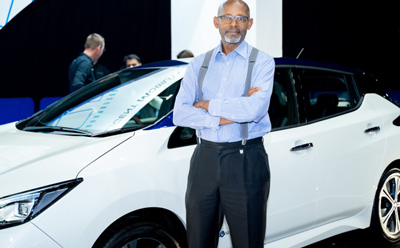 Nissan committed to the sustainable development goals