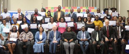 Pilot entrepreneurship training programme targeting 1,650 unemployed individuals launched