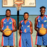Men's 3 on 3 basketball team to participate in World Beach games in Qatar