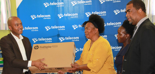 Telecom connects grassroots learners to the world – avails ICT equipment, internet to kindergarten