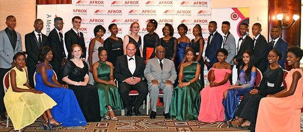 Young leaders look back on a fulfilling year at the Afrox Leadership Academy