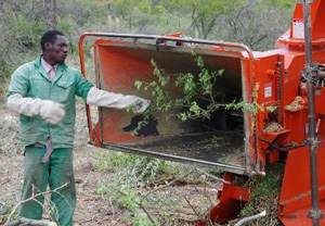 Agribank, GIZ intensify bush control and biomass utilisation project