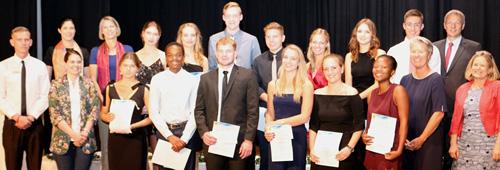 Deutsche Höhere Privatschule bids farewell to Abitur graduates