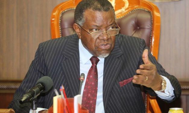 Esau, Shangala resign amid corruption claims – President accepts resignations