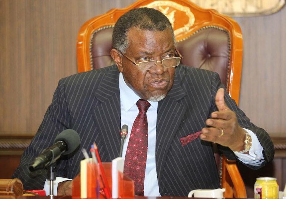 Esau, Shanghala resign amid corruption claims – President accepts resignations