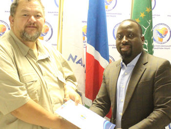 Benguella ski boat fishers enter agreement with Fish Consumption Trust