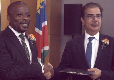 Planned free economic zone aims to turn Namibia into a key regional trade and logistics hub