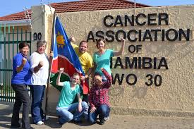Overwhelming support from ordinary folks for the work of the cancer association