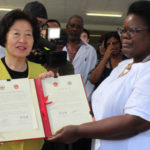 Namibia-China's cooperation in the health sector hailed by visiting Chinese official