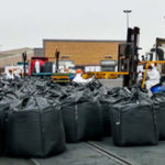 Swakop Uranium imports 7500 metric tonnes of Pyrolusite