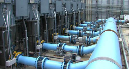 Erongo Desalination Plant produces 50 billion litres of drinkable water