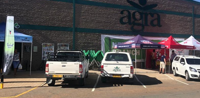 Agra revamps Aranos branch