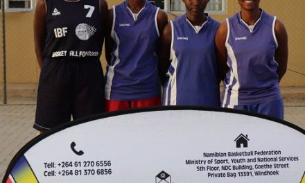 Basketball 3×3 u18 girls and boys basketball teams chosen for the Young Lions Cup in Botswana
