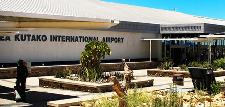 Flagship airport set to open in move to revive tourism sector