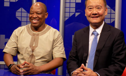 Namibia, China to further cooperation in the broadcasting field