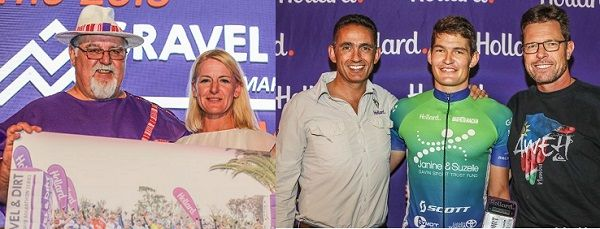 Best riders awarded in Gravel & Dirt MTB Marathon Series