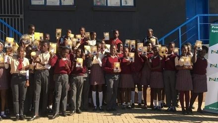 More solar lamps from national energy utility for learners to continue studying after dark