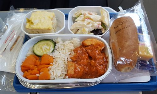 Air Namibia re-align its economy class on-board meal and beverage offerings – no more booze and hot beverages