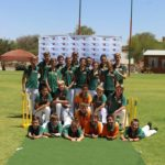 Cricket Namibia to support five public schools with portable pitches