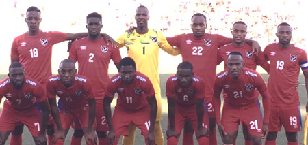 Namibia edge Chad 2-1 in AFCON qualifiers