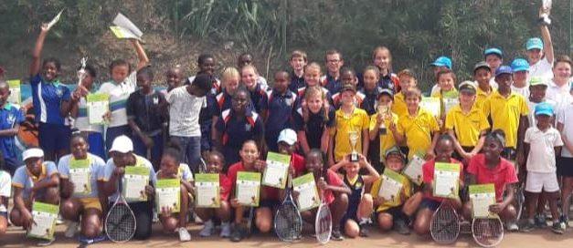 Grassroots tennis league gives beginners platform to hone skills